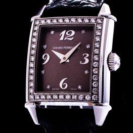 Vintage 1945 Factory Diamonds Hochfeine Damenuhr